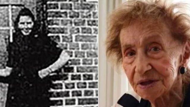 Irmgard Furchner in fuga